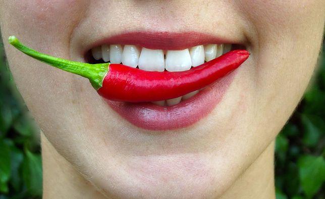 Ostre smaki nastrajają bardziej pozytywnie niż słodkie.