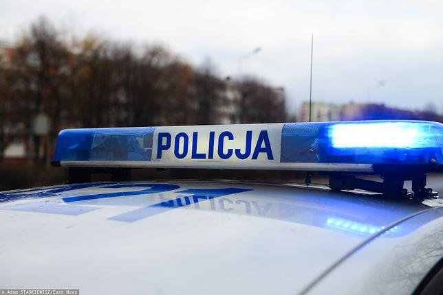 Policjantowi grozi osiem lat pozbawienia wolności