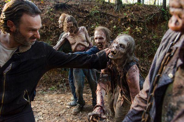 """Kadr z serialu """"The Walking Dead"""""""