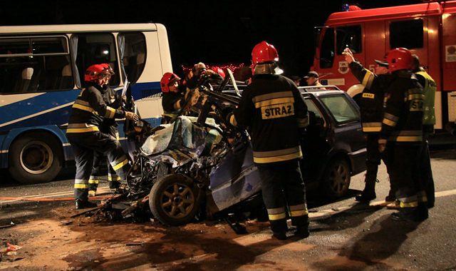 Wypadki w 2011 roku - raport