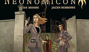 """""""Neonomicon"""", scenariusz Alan Moore, rysunki Jacen Burrows"""