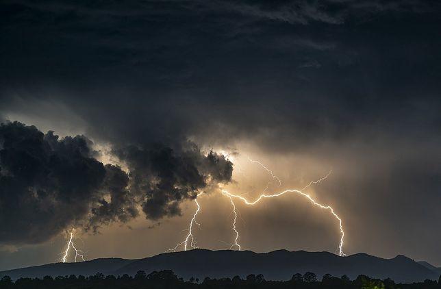 Gdzie jest burza? Ostrzeżenia IMGW przed burzami z gradem