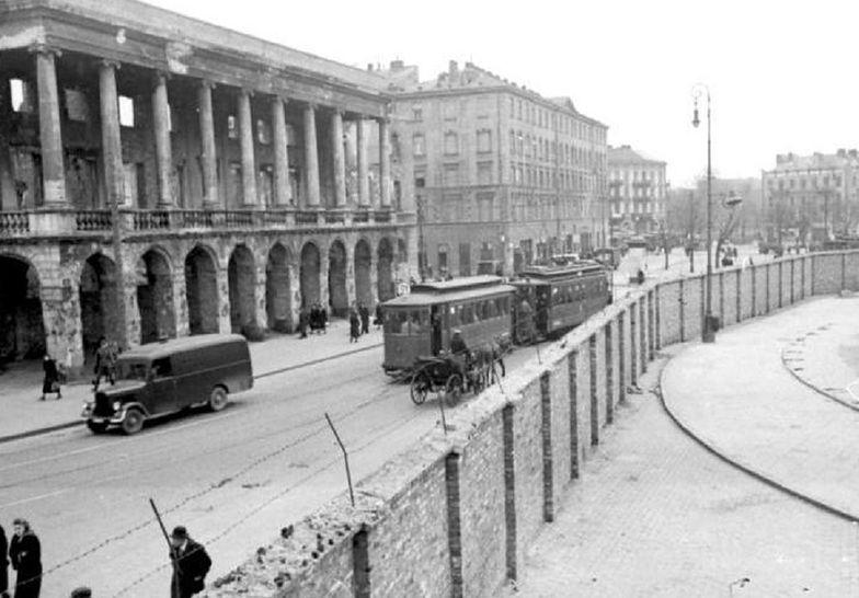 Wyburzali stare budynki. Izraelskie media piszą o odkryciu w Warszawie