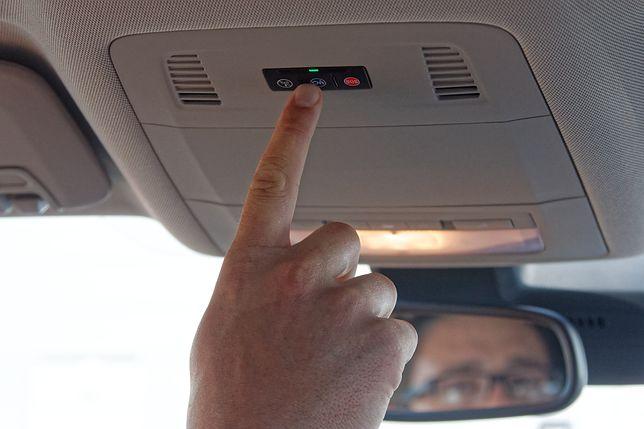 Wcześniej układ eCall był opcjonalny w samochodach klasy wyższej