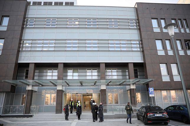 Warszawa. W Szpitalu Południowym są już pierwsi pacjenci