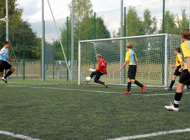 Szansa dla młodych piłkarzy!