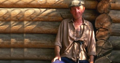 80-letni tatuś. Syberyjski wymiatacz
