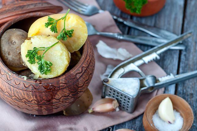 Gotowanie ziemniaków powoduje straty w witaminie C