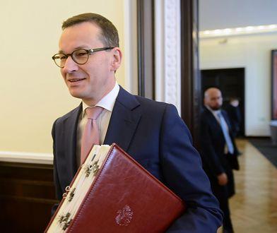 Mateusz Morawiecki: byłem gotów pracować także w rządzie PiS-SLD