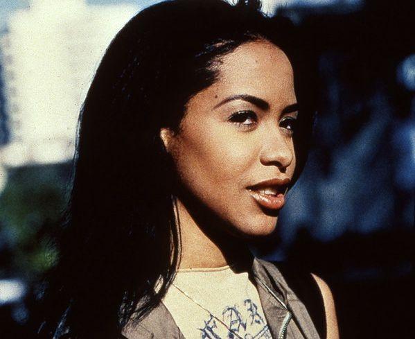 Aaliyah zmarła w katastrofie lotniczej w 2001 roku fot. AKPA