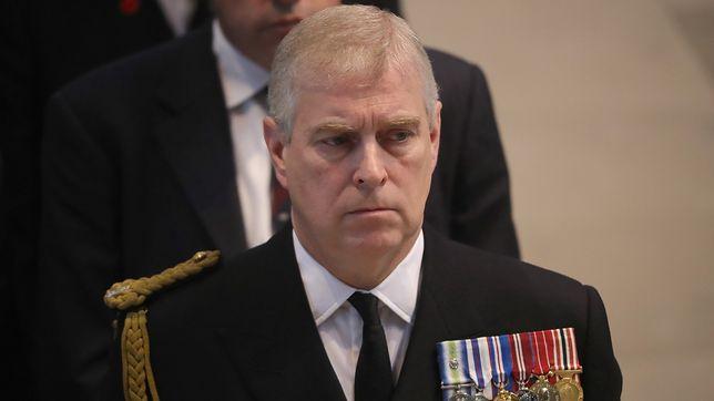 Książę Andrzej oskarżany jest o napaść na tle seksualnym