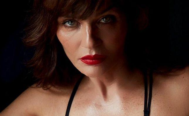 52-letnia Helena Christensen dalej pracuje jako modelka
