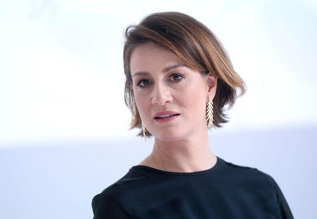 """Maja Ostaszewska popiera postawę Weroniki Rosati. """"To szalenie ważne, że powiedziała o tym osoba publiczna"""""""