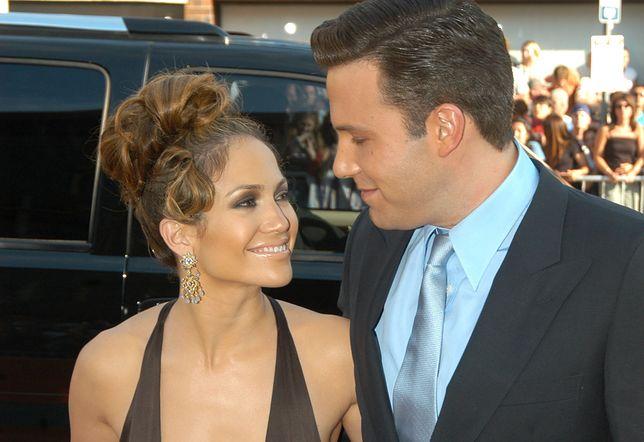 Jennifer Lopez i Ben Affleck wrócili do siebie