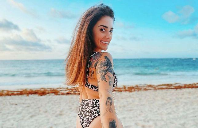 """Marietta Fiedor z """"Love Island"""" na egzotycznych wakacjach."""