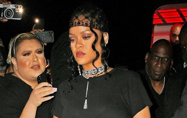 Rihanna na MET Gali