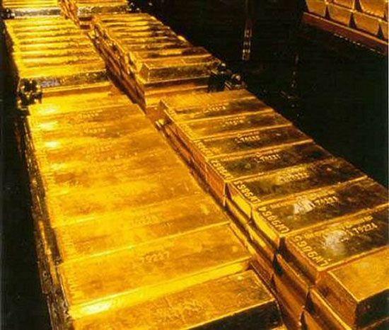 Świat wyleczył się z gorączki złota