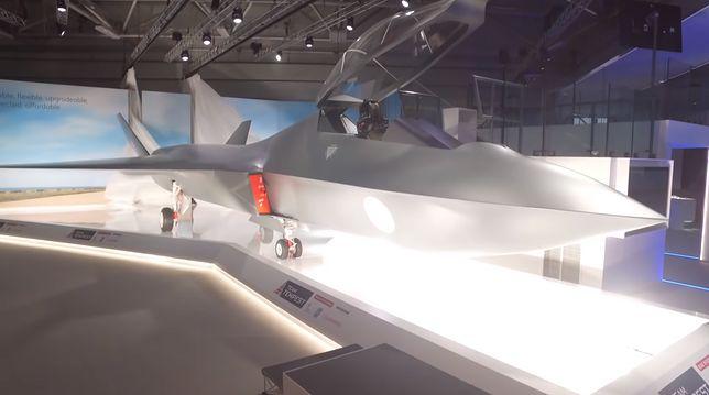 BAE Systems skonstruuje pierwszy nowoczesny myśliwiec Wielkiej Brytanii