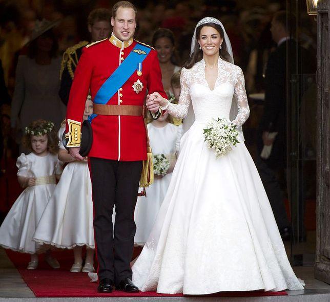 Ślub księcia Williama i księżnej Kate