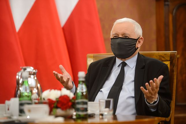 Kaczyński bez ogródek o kryzysie w Zjednoczonej Prawicy i przyspieszonych wyborach