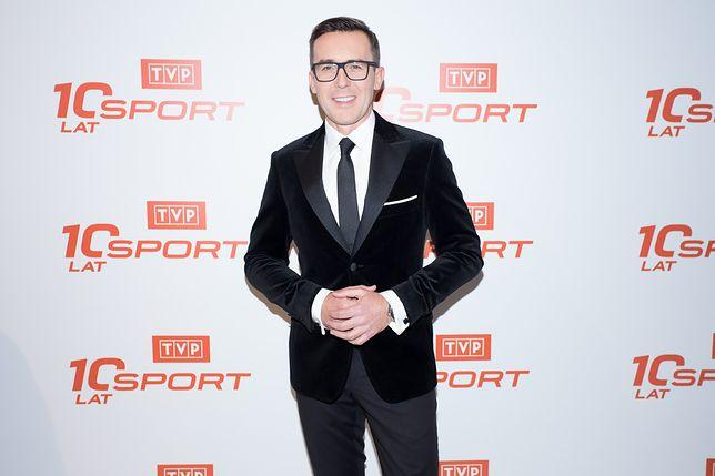 Maciej Kurzajewski od 26 lat jest związany z TVP.