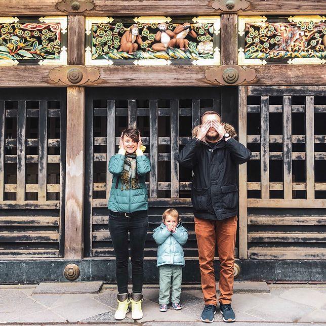 Paula, Lepcio i Maciek mieszkają w Japonii od dwóch lat