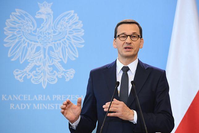 Marsz Równości. Mateusz Morawiecki: potępiamy to, co się wydarzyło w Białymstoku