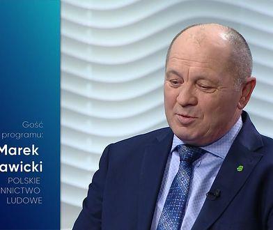 Ministerstwo Kultury chce zmian w godle. Marek Sawicki kpi
