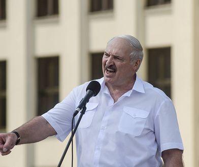 Białoruś. Aleksander Łukaszenka nie wjedzie na Litwę, Łotwę i do Estonii