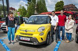 Darmowa wypożyczalnia samochodów dla studentów