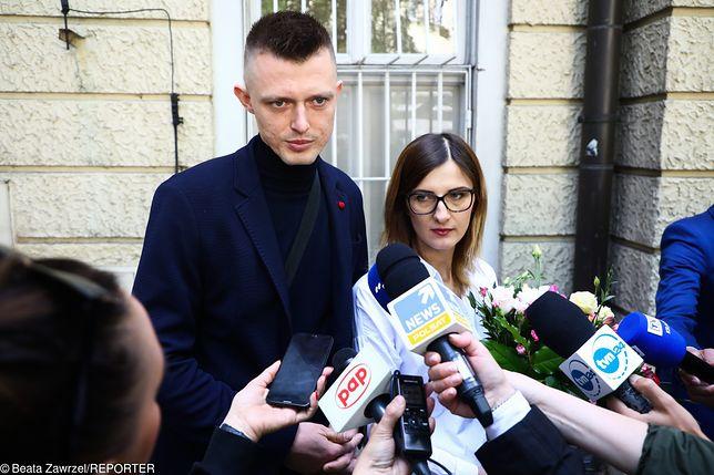 Klaudia i Szymon Marzec - rodzice sześcioraczków