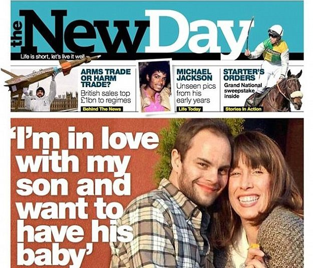 Matka i biologiczny syn spotkali się po 30 latach. Planują ślub i potomstwo