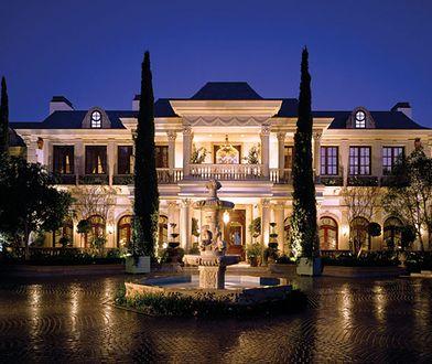 Luksusowa posiadłość ojca Gigi i Belli Hadid