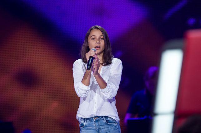 The Voice Kids: Carla Fernandes - z mikrofonem przez życie
