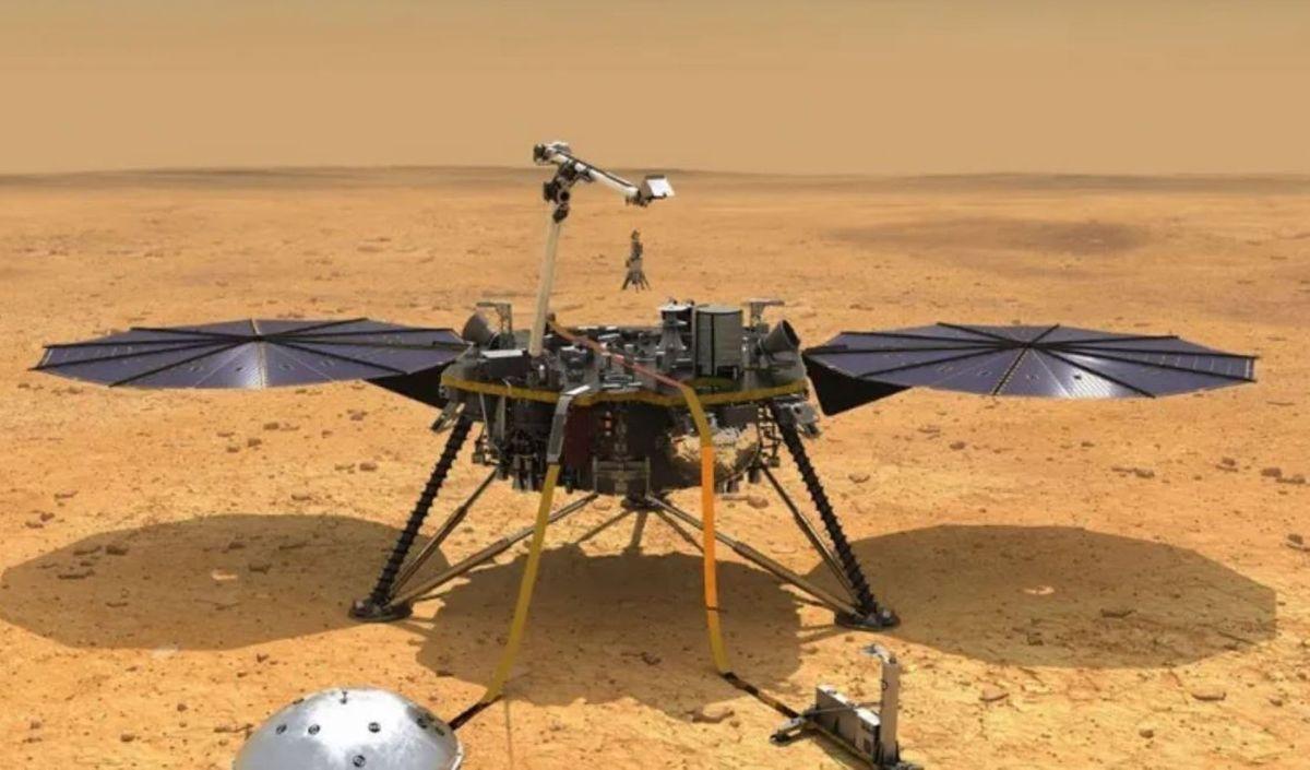 Zbadali wnętrze Marsa. Wiadomo już, co skrywa Czerwona Planeta