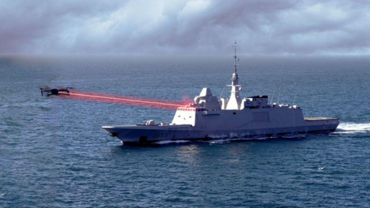 Francuzi testują broń laserową. Strąca nadlatujące drony