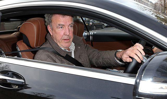 Clarkson: taksówki śmierdzą wymiocinami