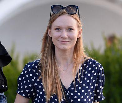 """""""Na dobre i na złe"""": Katarzyna Dąbrowska rozstała się z serialem. Pożegnała się z widzami"""