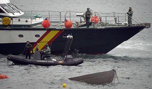 Hiszpania. 3 tony kokainy na pokładzie łodzi podwodnej. Służby szukają członka załogi