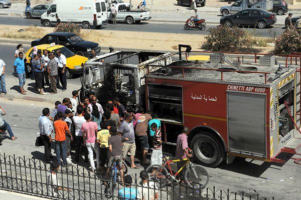 W Tunisie doszło do starć salafitów i policji