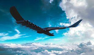 Trwają prace nad nowym samolotem. Będzie napędzany energią wodorową