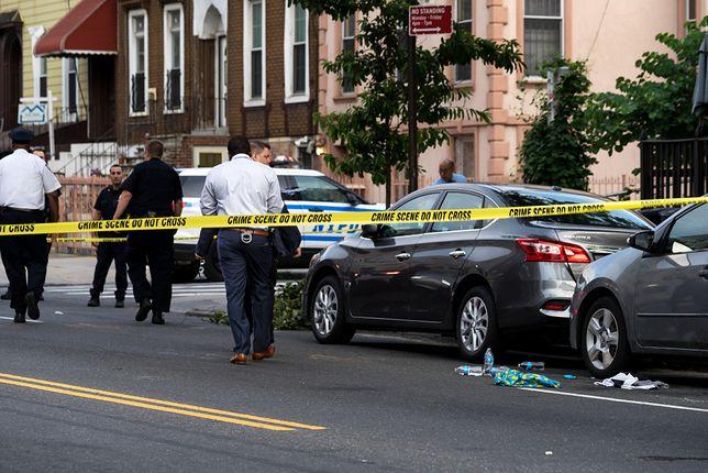"""""""Stany Zjednoczone stają się coraz bardziej niebezpieczne. Wzrasta przemoc w tym kraju"""""""