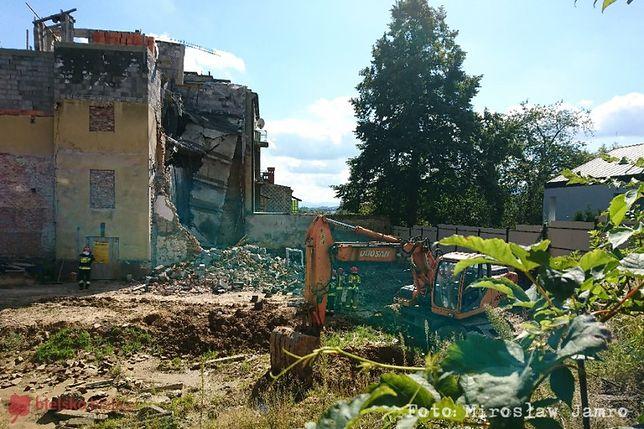 Bielsko-Biała. Katastrofa budowlana. Koniec akcji poszukiwawczej
