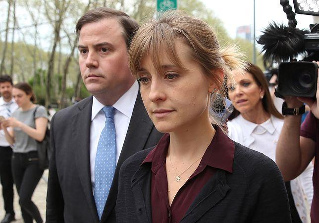 Allison Mack trafiła do więzienia