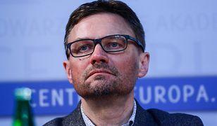 Dziennikarz Paweł Wroński wygrał proces z Kancelaria Sejmu