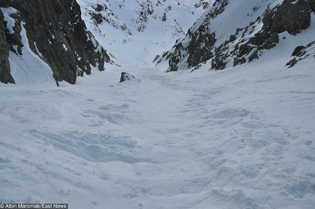 GOPR: Zagrożenie lawinowe w Beskidach. Krytycznie trudne warunki turystyczne