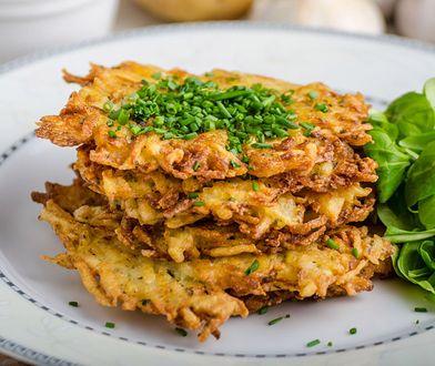 Placki ziemniaczane to klasyk polskiej kuchni