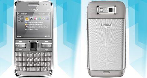 Nokia E72 już w sklepach