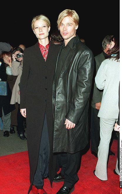 Gwyneth Paltrow i Brad Pitt tworzyli piękną parę