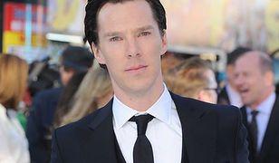 Benedict Cumberbatch zostanie ojcem